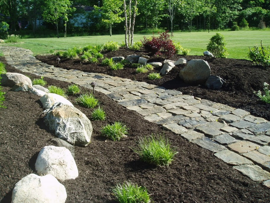 Ways To Spend Less On Landscaping Including Hardscaping