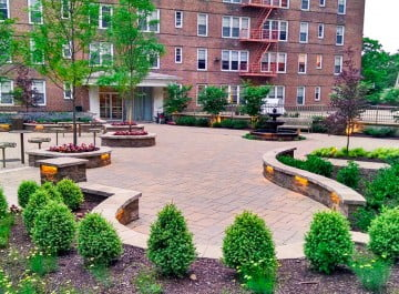 Commercial Landscape Design Somerset County NJ