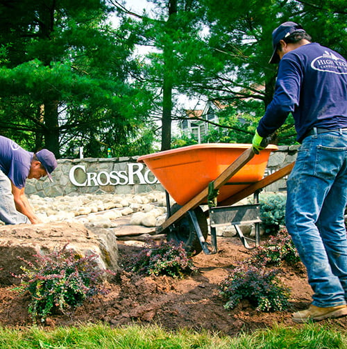 NJ Landscape Services by High Tech Landscapes of Somerset County