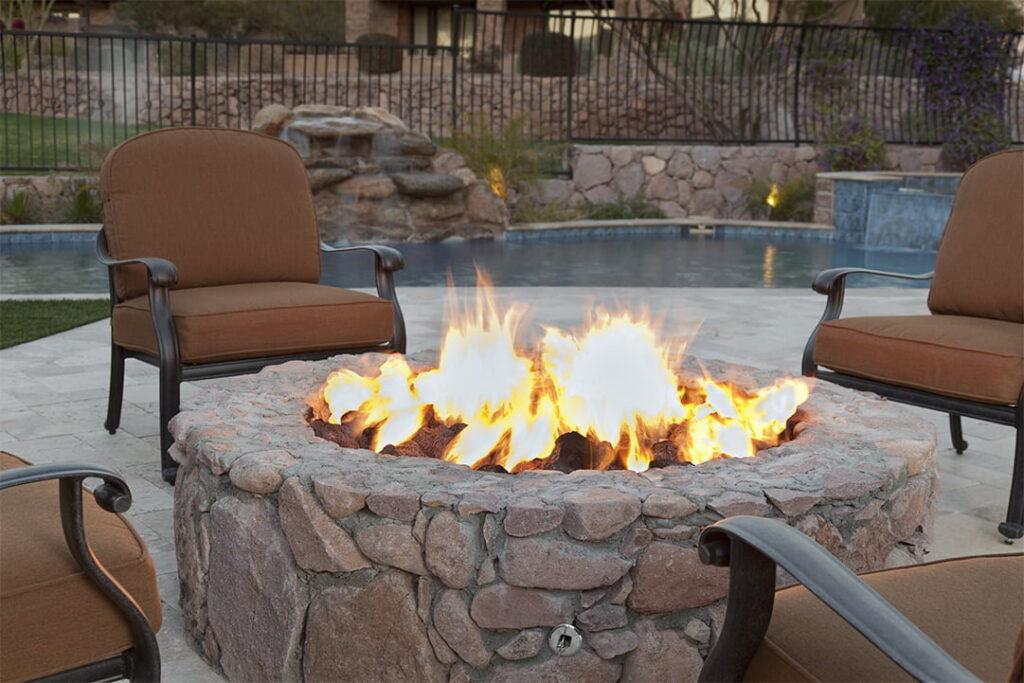 Burning Hot Comfort