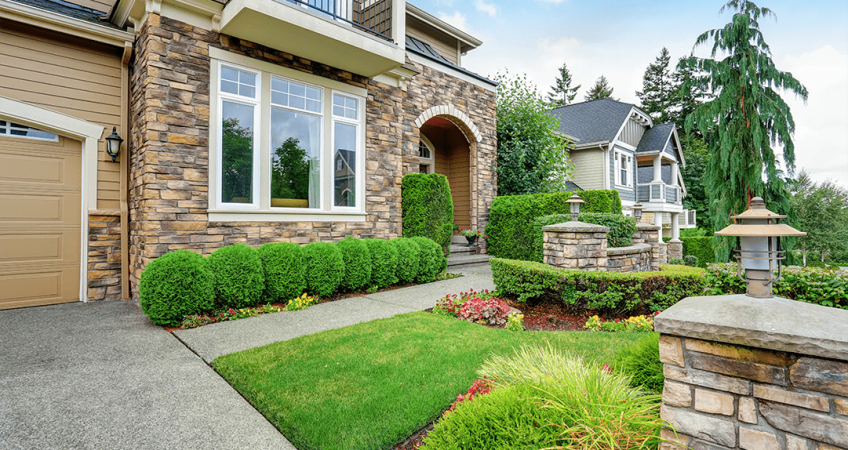 Harmony with Your Landscape