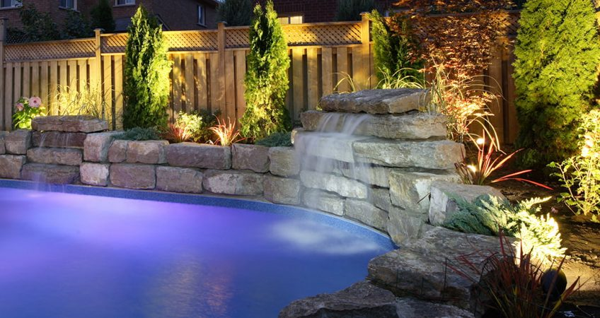 Landscaping Lighting for 7 Different Spots Outside Your Home
