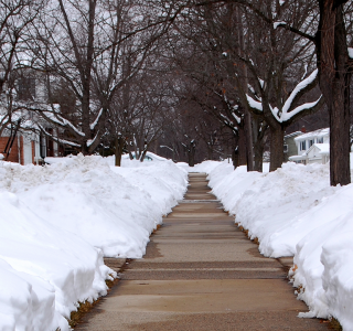 HighTech Landscaping Commercial Snow Removal
